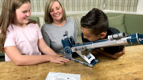 Family Build Your Own Telescope