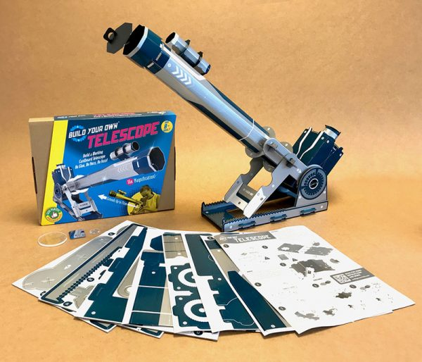 Build Your Own Telescope Assembled